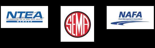 Logo of NTEA, SEMA and NAFA Associations